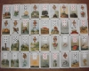 Card Readings - answers to all of your questions. Photo of a full spread of lenormand cards.