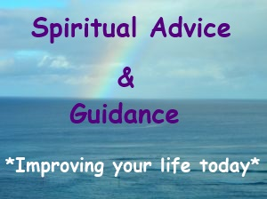 Spiritual Advice & Guidance * Improving your life today* Spiritual advisor available to answer all of your questions.
